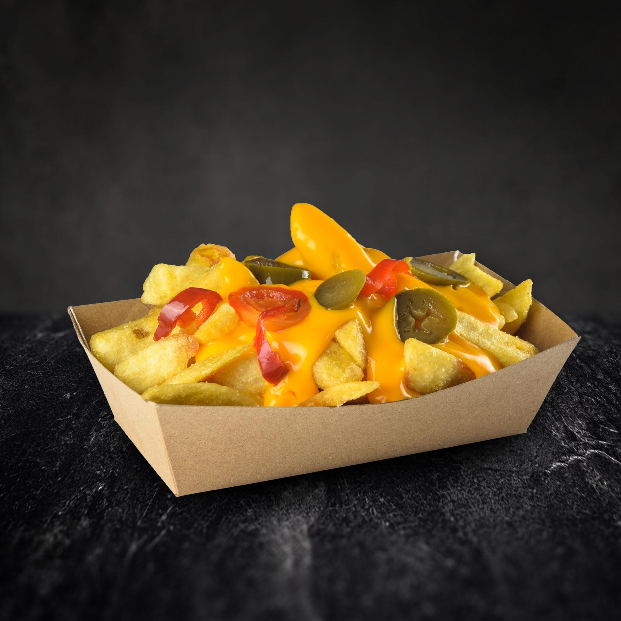 Chilli Cheese - feurige Jalapenos mit einer herzhaften Käsesauce