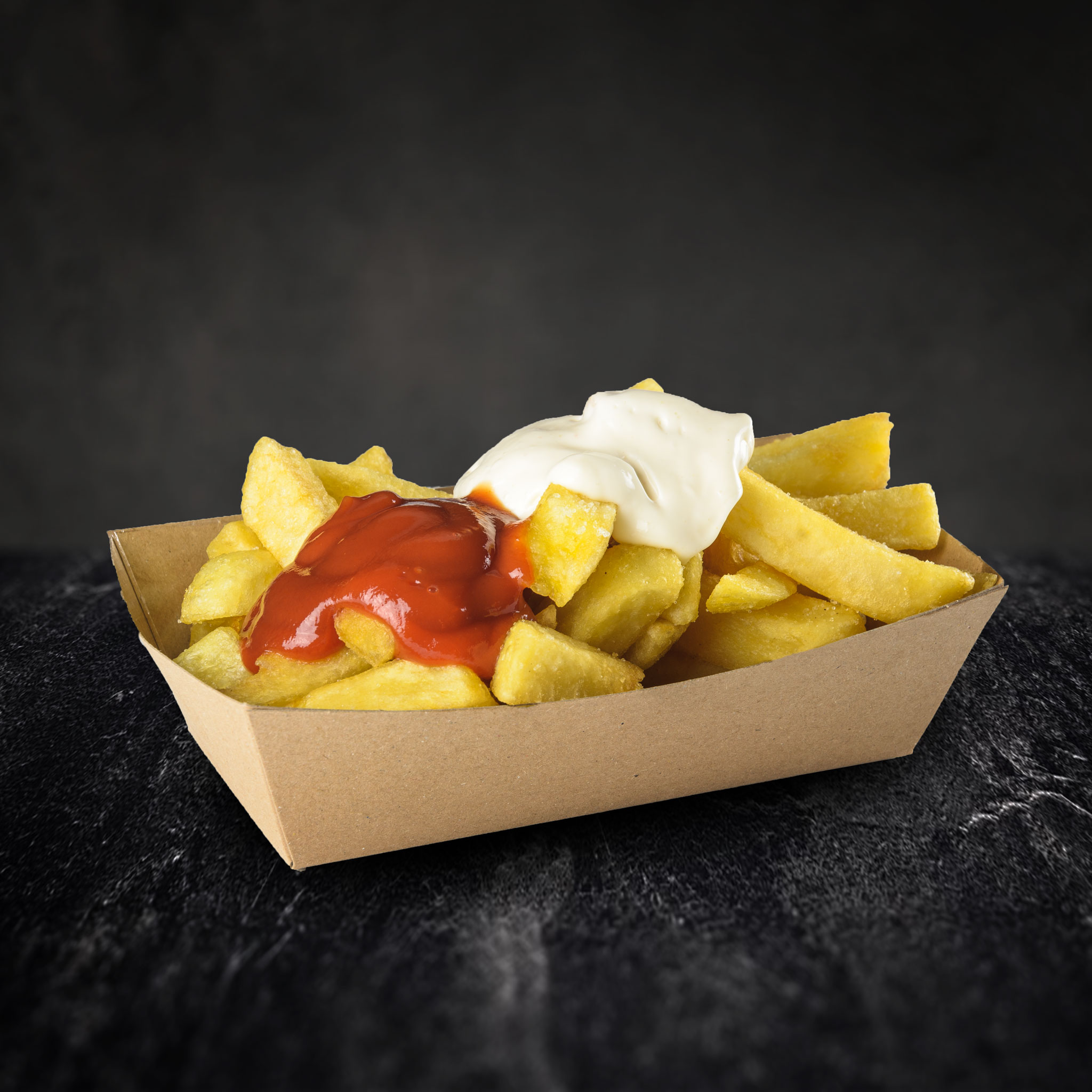 Ketchup / Mayo - Der Klassiker